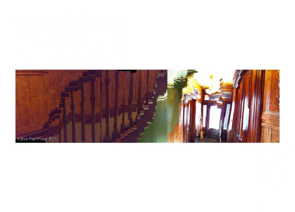 Hallway by Jean-Paul Picard